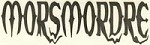 Morsmordre, Black ,Window Decal Sticker