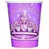 Birthday Princess Cups, 8 Count