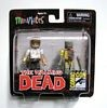 Walking Dead, Minimates SDCC Set Rick Grimes Walker
