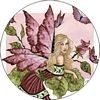 Rose Fairy, Button