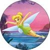 Tinker Bell Soaring, Button