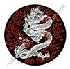 Chinese Dragon Sticker, 6