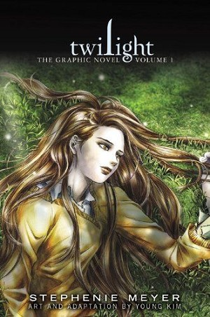 Twilight The Graphic Novel Volume 1
