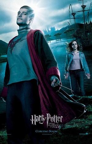 Goblet of Fire 2nd Challenge, Movie Poster