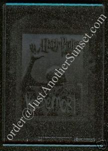 Voldemort, Crystal Case Topper Trading Card