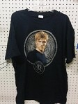 Peeta Malark on Stone Seal Hunger Games Shirt - X-Large