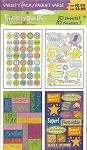 Achievement Stickers , 10 Sheets