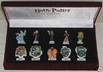 Chamber of Secrets, 10 Piece Porcelain Figurines Set in Velvet Box