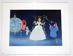 Cinderella's Carriage, Lithograph Print 11