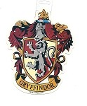 Gryffindor School Crest Sticker