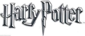 Harry Potter Lightning Logo Sticker