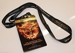 Mockingjay Part 1 Lanyard