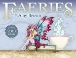 Amy Brown 2018 Faeries Calendar