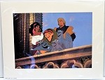 Hunchback of Notre Damn, Lithograph Print 11