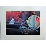 Cinderella and Carriage, Print 11