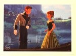 Frozen Hans and Anna, Lithograph Print 11