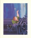 The Hunchback of Notre Dame, Quasimodo, Lithograph Print 8