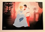 Cinderella and Prince Charming Dancing at Ball, Print 10