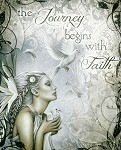The journey Begins with Faith, Print 8.5