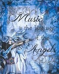 Music is the Language of the Angels, Print 8.5