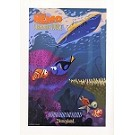 Disneyland Tomorrowland Poster Finding Nemo Submarine Voyage, Lithograph Print 11