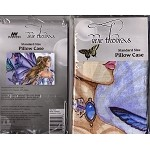 Lavender Serenade Fairy, Pillow Case